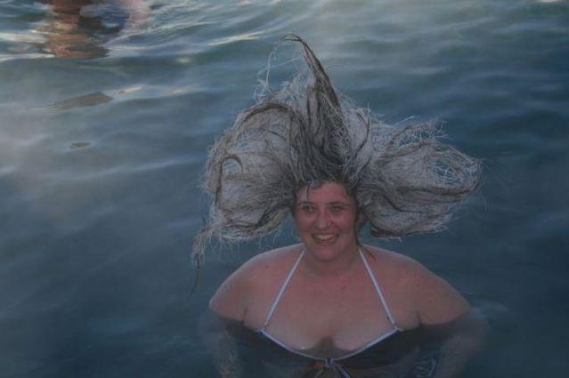 le hairdo de la méduse